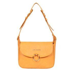 Lino Perros Yellow Shoulder Bag