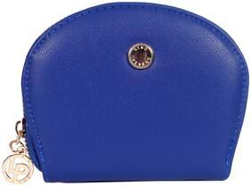 Lino Perros Blue Coloured Wallet