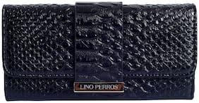 Lino Perros Black Womens Wallet