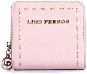 Lino Perros Pink Coloured Wallet