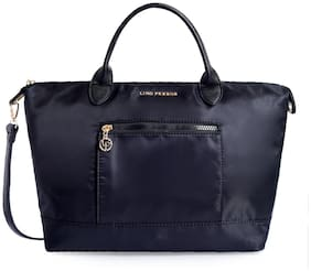 Lino Perros Womens Black Handbag