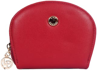 Lino Perros Red Coloured Wallet