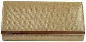 Lino Perros Golden Coloured Clutch