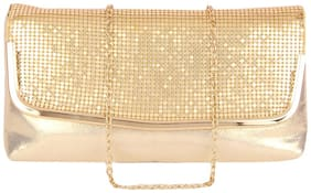 Lino Perros Golden Clutch
