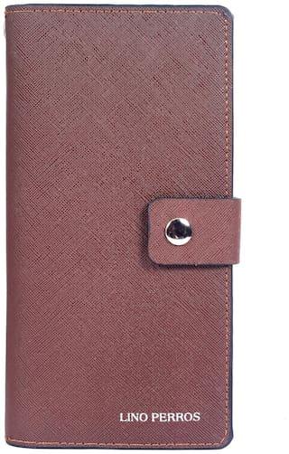 Lino Perros Grey Women's Wallet