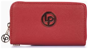 Lino Perros Red S.purse