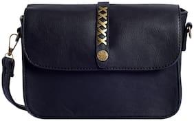 Lino Perros Womens Black Sling bag