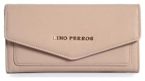 Lino Perros Beige Small Purse