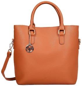 Lino Perros Leather Women Handheld bag - Brown