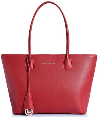Lino Perros Red Coloured Handbag