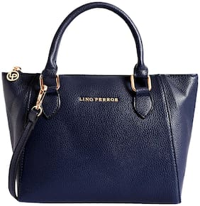 Lino Perros Blue Coloured Handbag