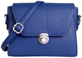 Lino Perros Blue Slingbag