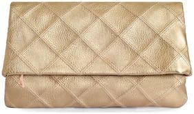 Lino Perros Gold Coloured Sling bag