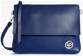 Lino Perros Blue Coloured Sling Bag
