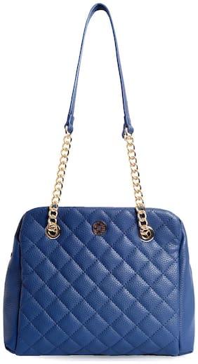 Lino Perros Navy Blue Hand bag