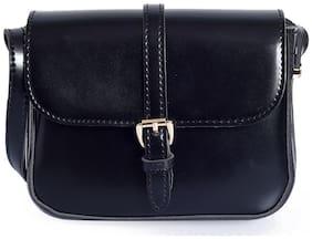 Lino Perros Black Sling bag