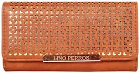 Lino Perros Tan S.purse