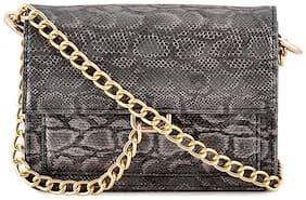 Small Sling Bag ( Grey )