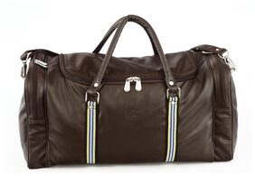 MBOSS TB 005 MULTI FAUX LEATHER TRAVELLING DUFFEL  BAG