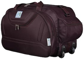 MEDLER (expandable) DUFFEL-EPOCH-PURPLE DUFFEL STROLLEY BAG (purple)