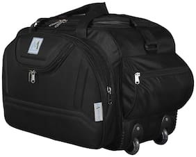 MEDLER (expandable) DUFFEL-EPOCH-BLACK DUFFEL STROLLY BAG (BLACK)