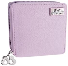 Meghna Malik Designer Purple Wallet