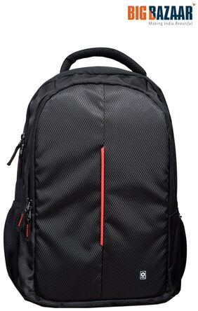 Milestone Space Laptop Backpack (Red)