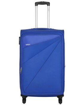 Safari Mimik 4W 75 BLUE (Large Luggage)