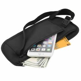 Money Belt Hidden Secret Security Safe Travel Pouch for ticket, Jewelry, Bullion