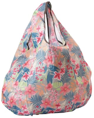 Buy Multipurpose Folding Bag with Multicolor Floral Print Online at ... bef3742b7a186