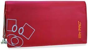 Arpera Women Red Polyester Wallet