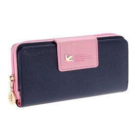 Women Dark Blue Wallet