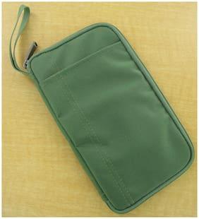 New Soren Cruize Passport Wallet Lily Pad