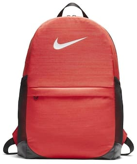 86318d6666b1 Nike Brasilia Red Backpack