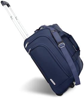 Novex 20 inch/50 cm Solo Duffel Strolley Bag (Blue)