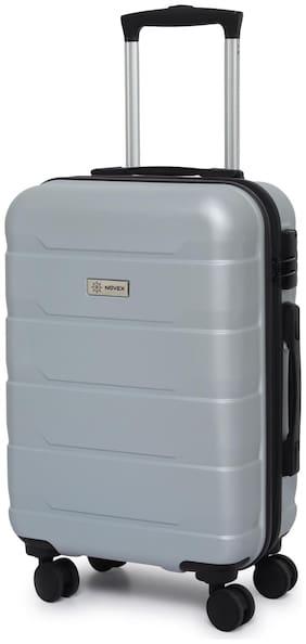 Hard Luggage Medium Dublin ( Silver )