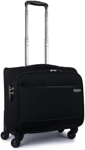 Overnighters Small Overnighter Trolley ( Black )
