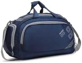 Novex Polyester Blue Air Travel Duffel Bag
