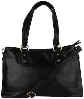 Large Handheld Bag ( Black )
