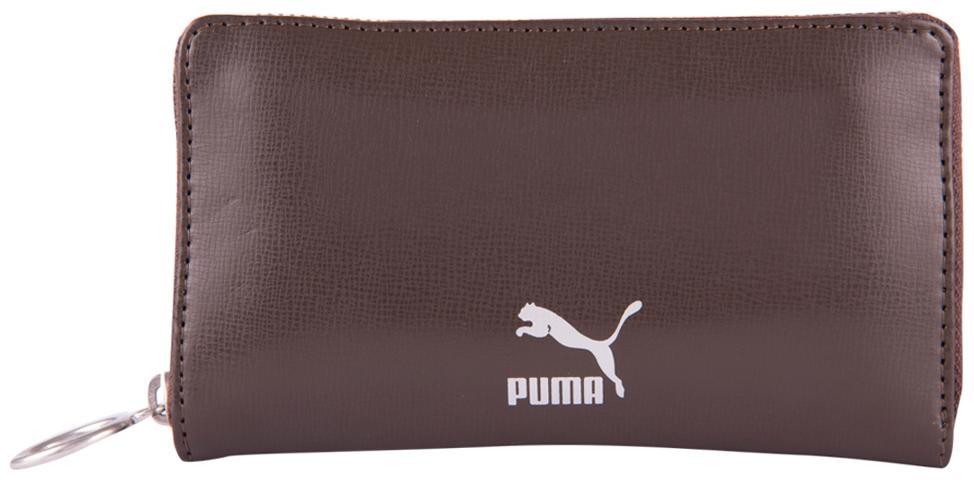 Puma Women Brown PU Wallet