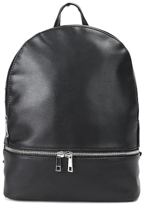 People Black Backpack