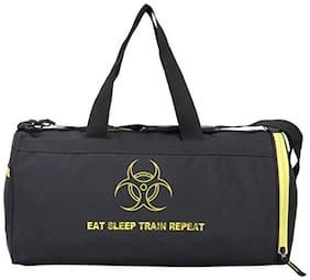 PinStar Tambour Gym Bag - Train Yellow (OS)