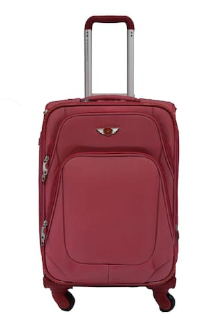 6146d64702 Buy Polo House USA Red Travel Bag (Size-24 inch) Online at Low ...