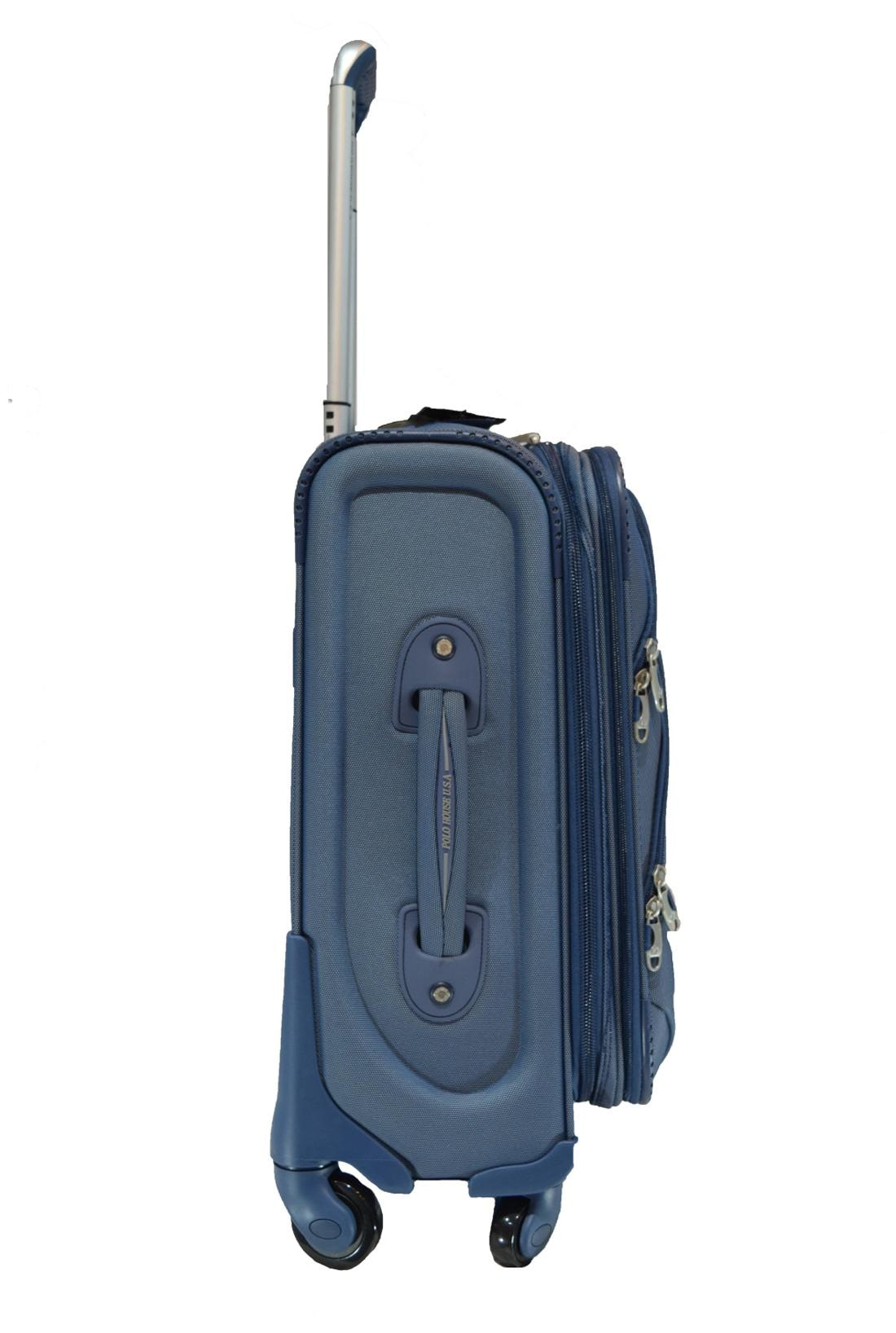 b9fa33cfb1 Buy Polo House USA Blue Travel Bag (Size-28 inch) Online at Low Prices in  India - Paytmmall.com