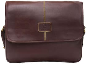 Pranjals House 15.6 Inch Laptop Messenger Bag/Office Bag