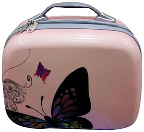 PRIDE STAR Women Synthetic Vanity Case - Pink