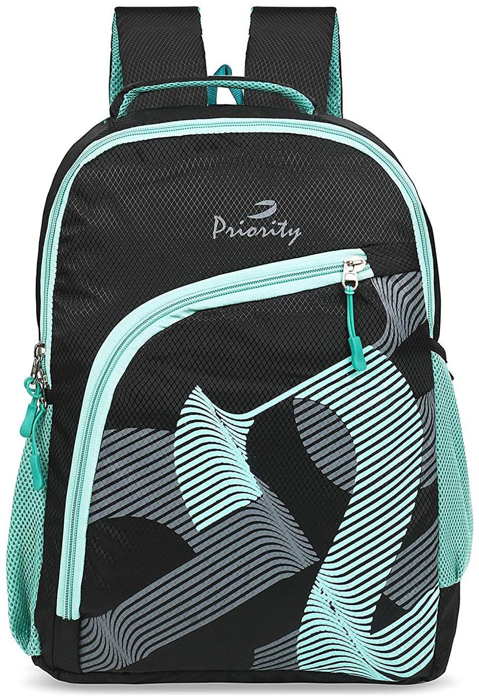 Priority Cherry 0010 Black Backpack by Buy More