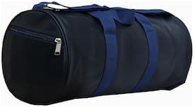 PROERA Faux leather Men Duffle bag & Gym bag - Blue