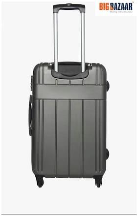 Pronto Large Size Soft Luggage Bag - Grey , No Wheels