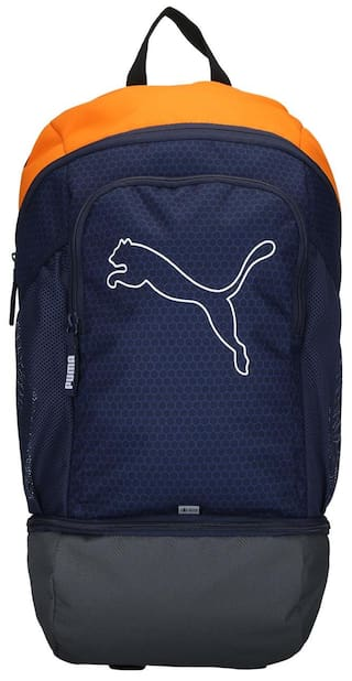 58ac17a0fc9 Buy Puma Echo Backpack Online at Low Prices in India - Paytmmall.com